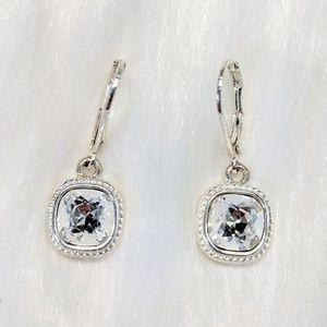 Jewelry - Infinity Crystal Drop Earring